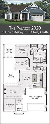 the palazzo 2020 floorplan
