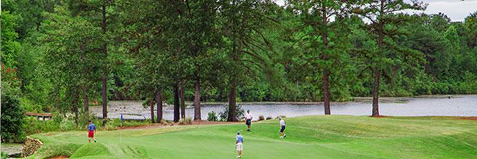 legacy lakes golf course