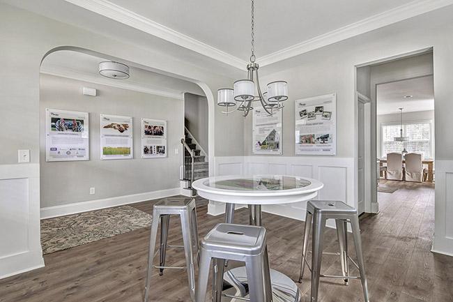 McKee Homes Updated Sales Center