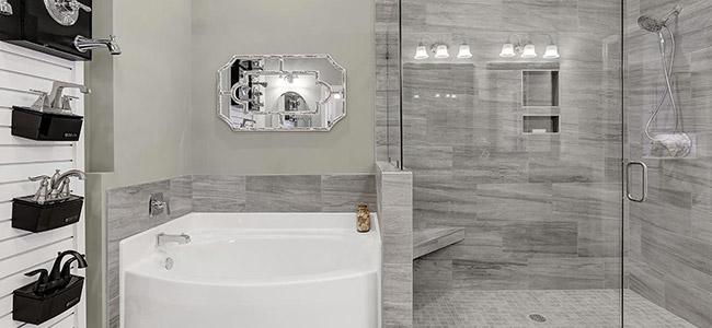 new home selections bath tub-shower
