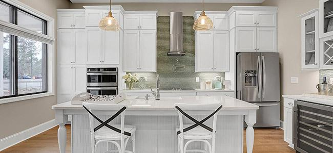 new home selections kitchen ideas