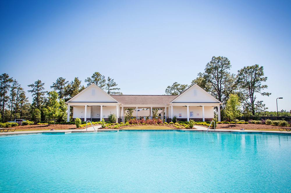 Legacy Lakes New Homes in Aberdeen, NC