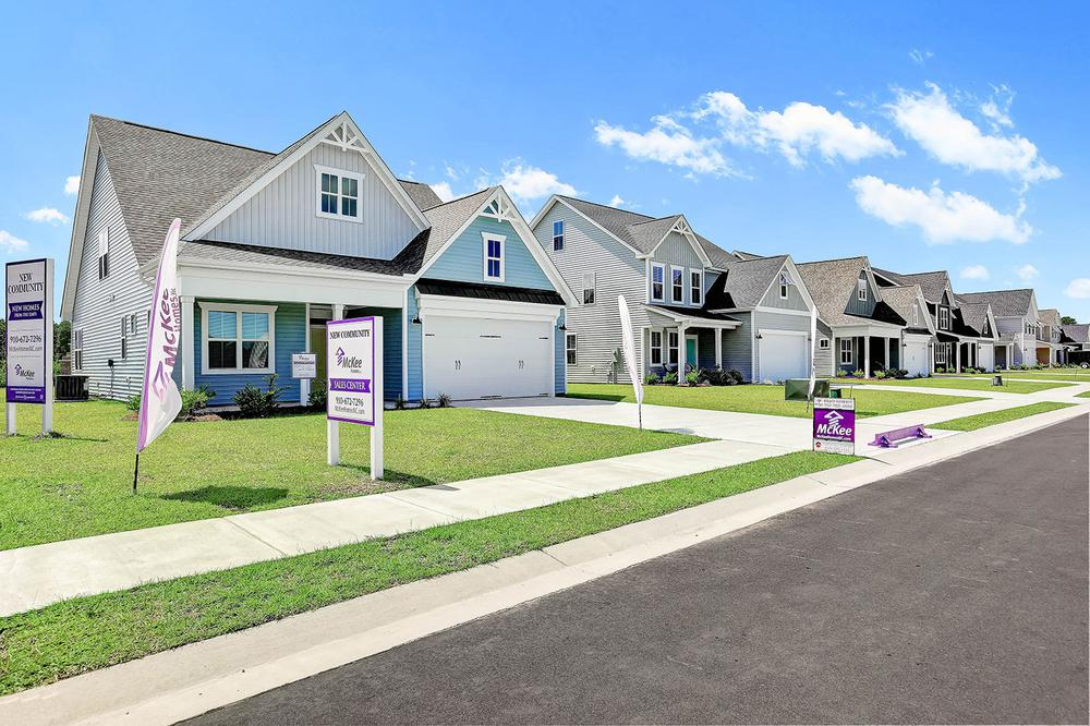 Upcoming New Home Communities From McKee Homes