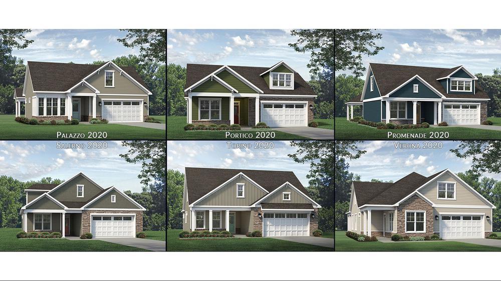 McKee Homes Epcon 2020 Floorplan Collection