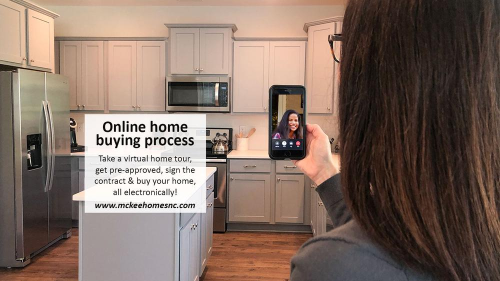 Buying A Home Online: The Digital Home Buying Process