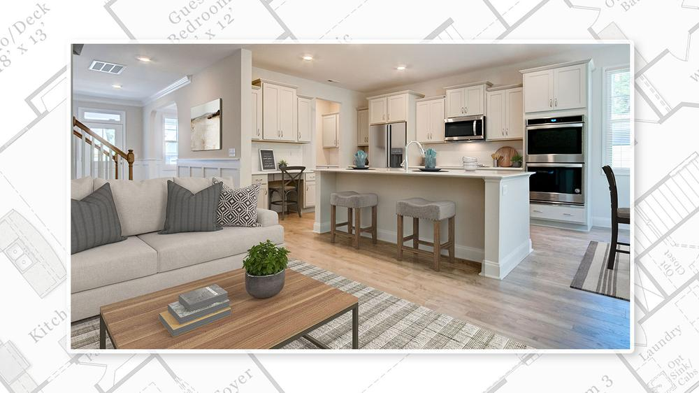 Find the Perfect Floorplan for Your New Home