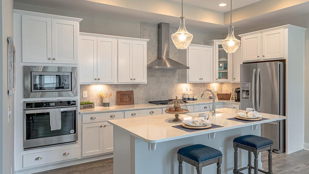 McKee Homes Opens New Wilmington Area Communities